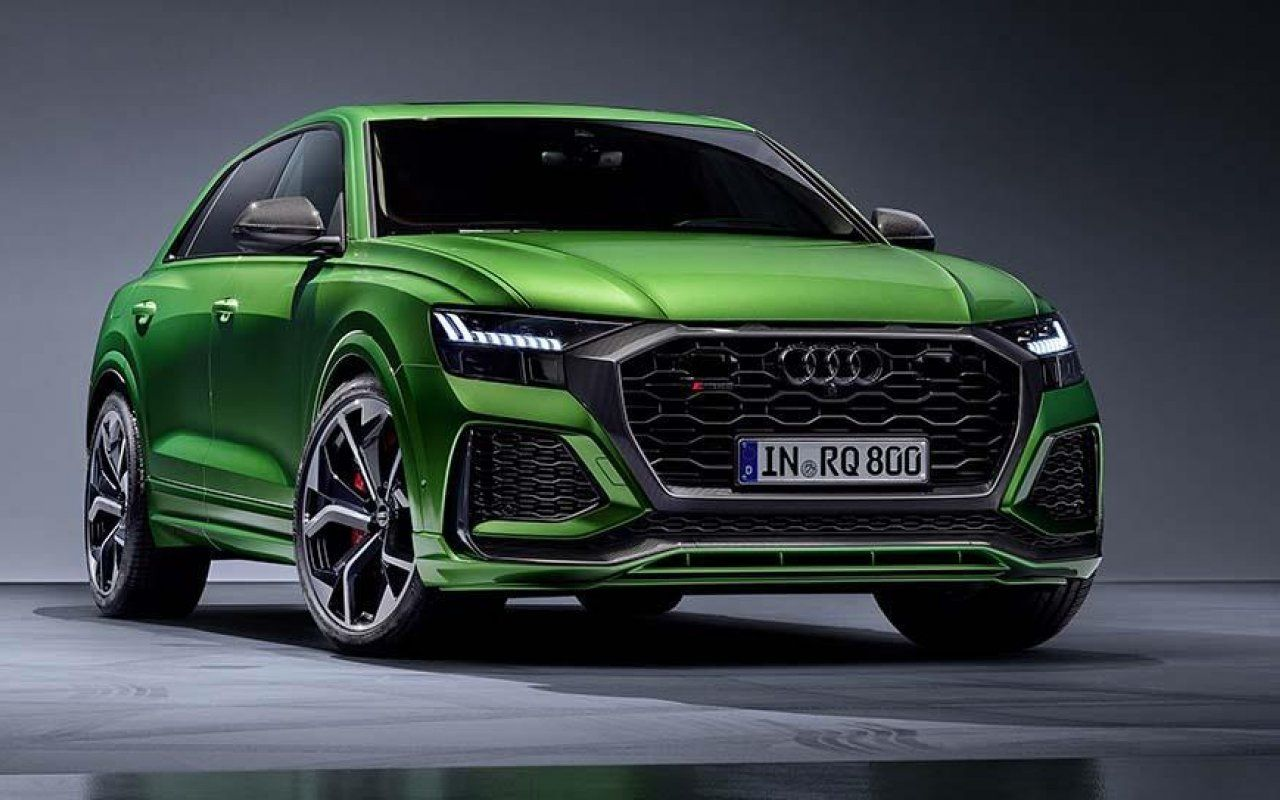 Audi Sport Unleashes The New Rs Q8 Poole Audi Poole Dorset