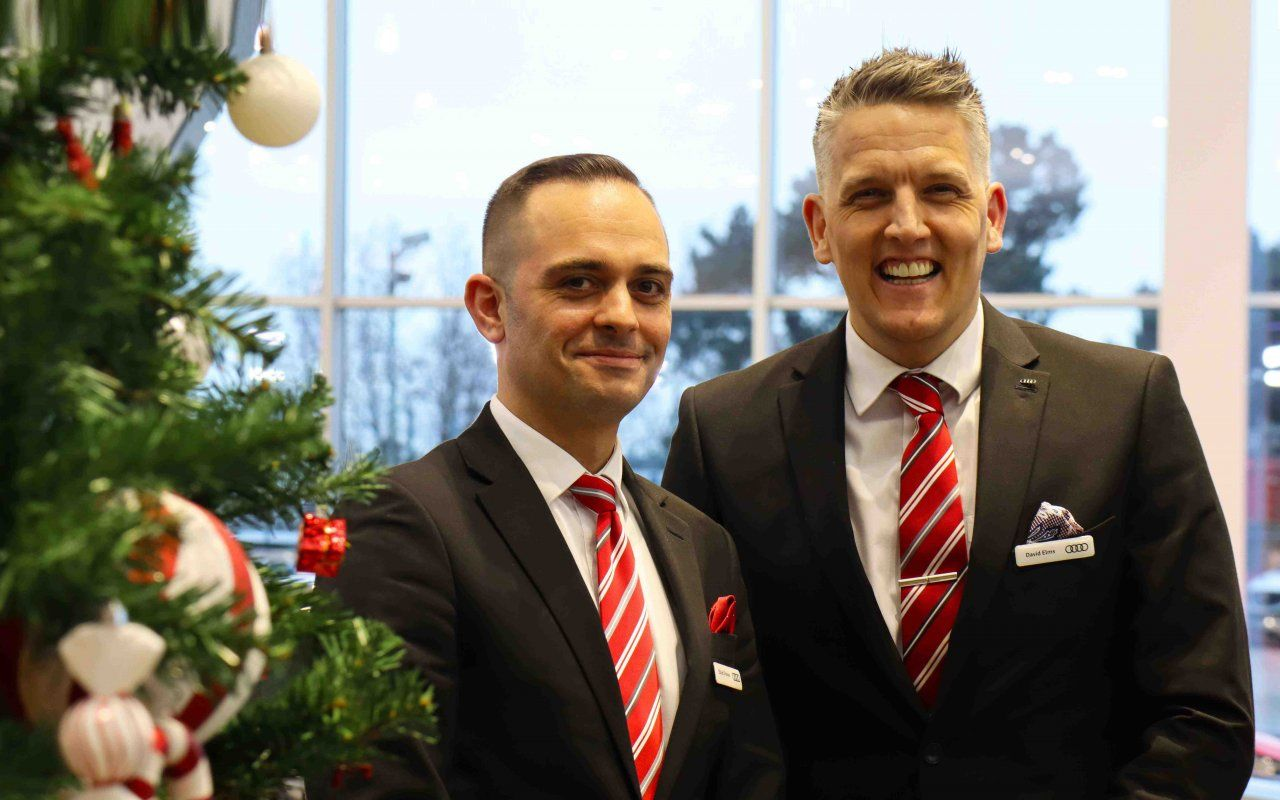 Poole Audi Sets Sales