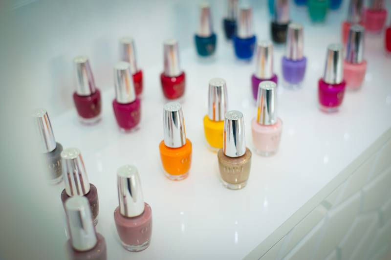 Schön Beauty nail colours 2