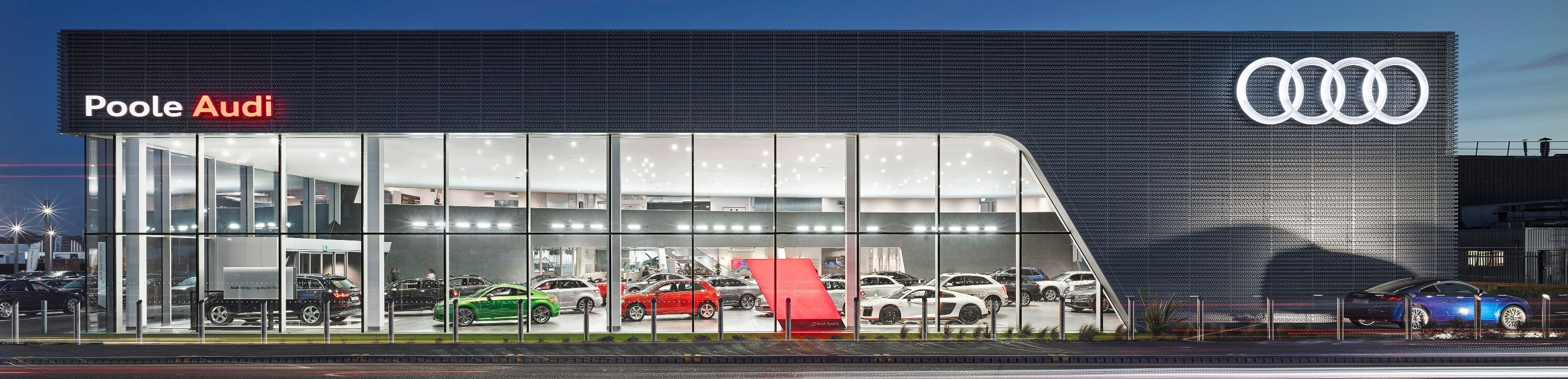 Business at Poole Audi