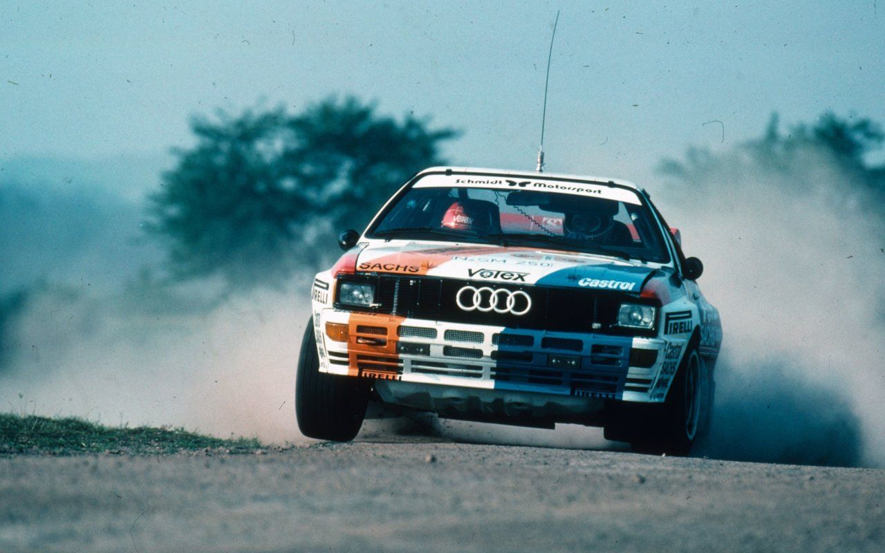 Gripped by quattro – Celebrating forty years of the Audi all-wheel drive road and rally icon